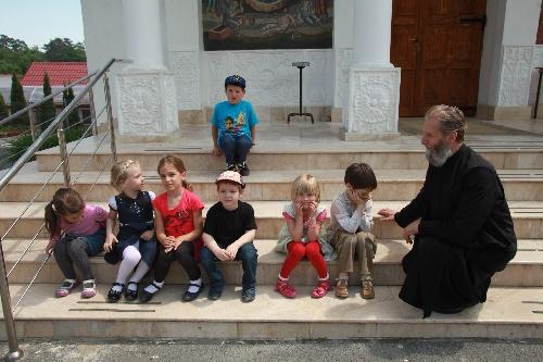 copii Centrul Sf Nicolae