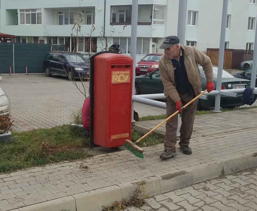 """FOTO: Grupul public """"Rezidenti In Cartierul Arhitectilor - Calea Cisnadiei - Sibiu"""""""