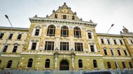 Cu sediul propriu în lucrări fără sfârșit, judecătorii sibieni își caută chirie
