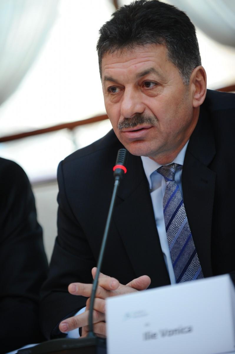 Ilie Vonica (1955 - 2014)