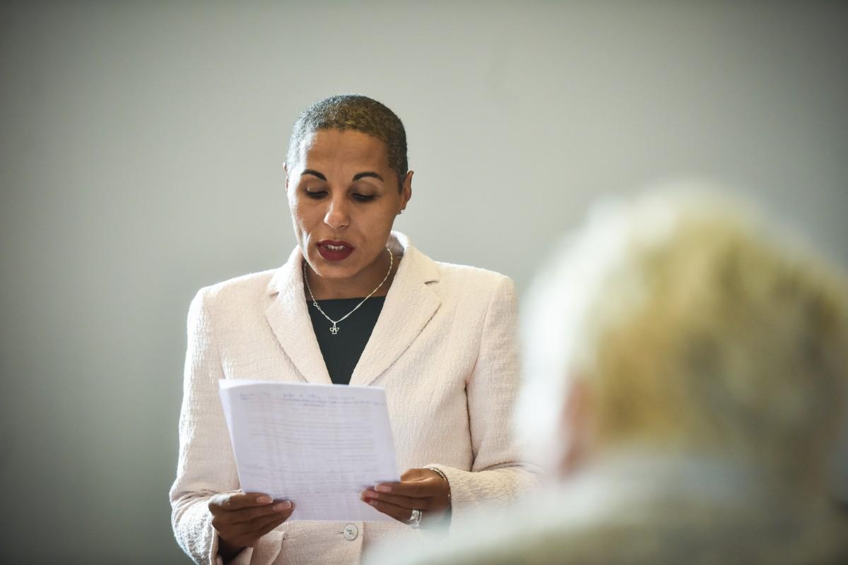 Mery Simtion, membru PSD de vază, a condus, vremelnic, și Inspectoratul Școlar și Casa Corpului Didactic