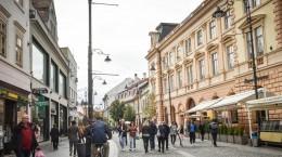 Sibiu centru balcescu