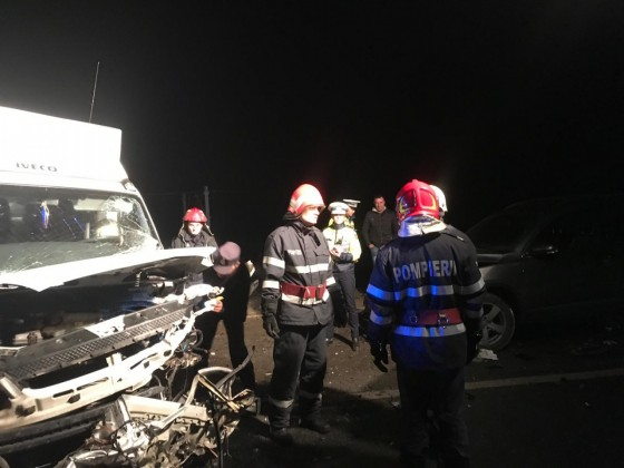 accident dn14 morti