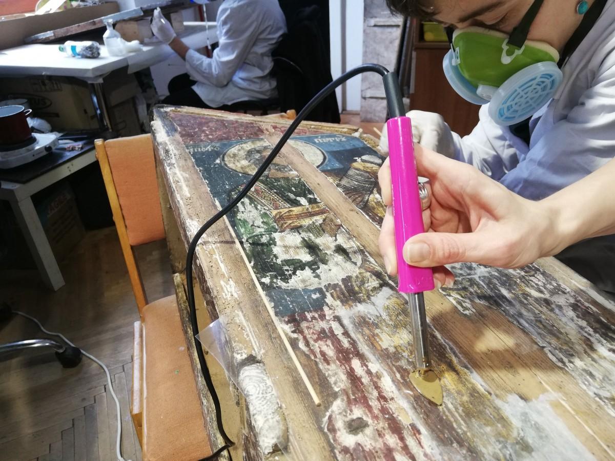 centrul de restaurare spatula