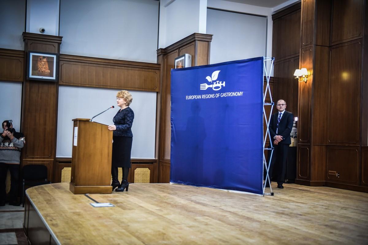 Eugen Iordănescu a fost desemnat să coordoneze Sibiu - Regiune Gastronomică Europeană. Program în care partenerii sunt greci