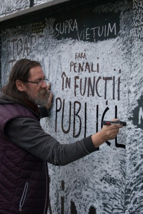 Fara penali by Perjovschi