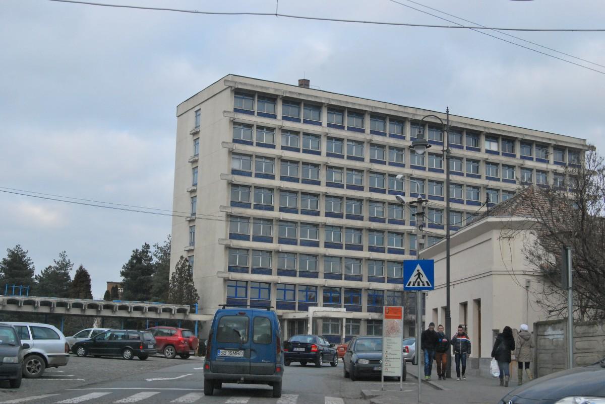 Clădirea de pe str. Independenței