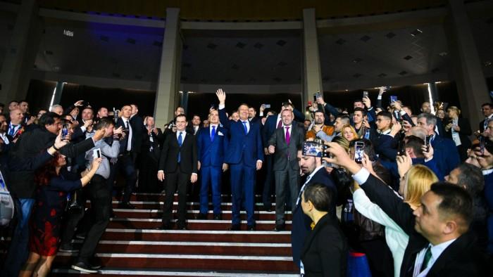 iohannis summit