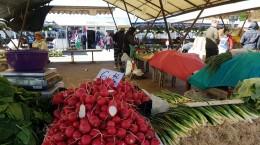 ridichi legume piata