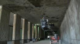 santier lucrari tunel autostrada muncitori (3)