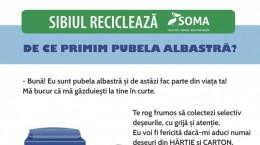 siblil recicleaza flyer