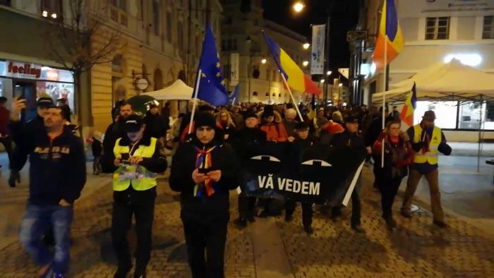 protest balcescu