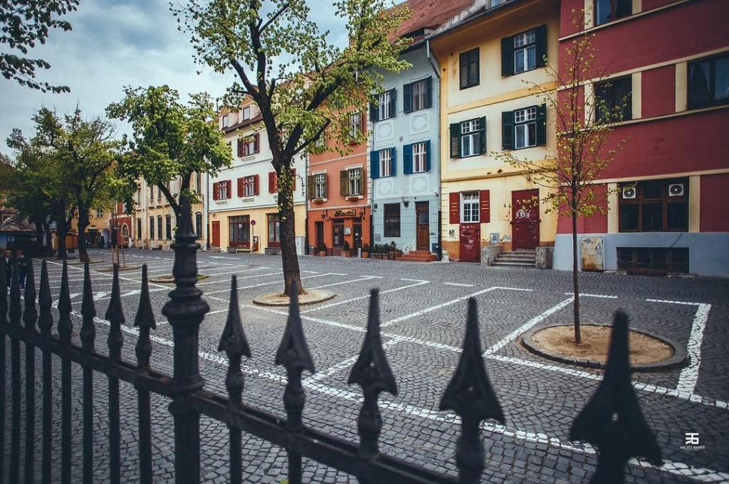 Foto: Rareș Helici/Instagram Primăria Sibiu