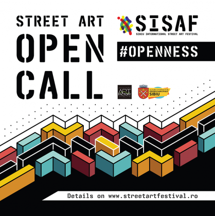 Open Call SISAF 2019