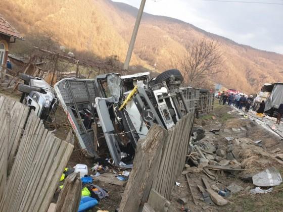 accident valea oltului 2