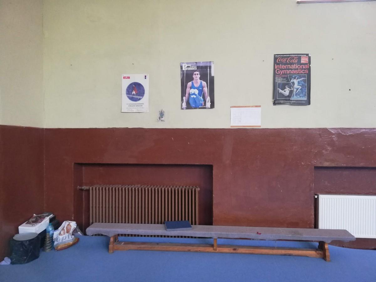 clubul sportiv scolar afis dragulescu