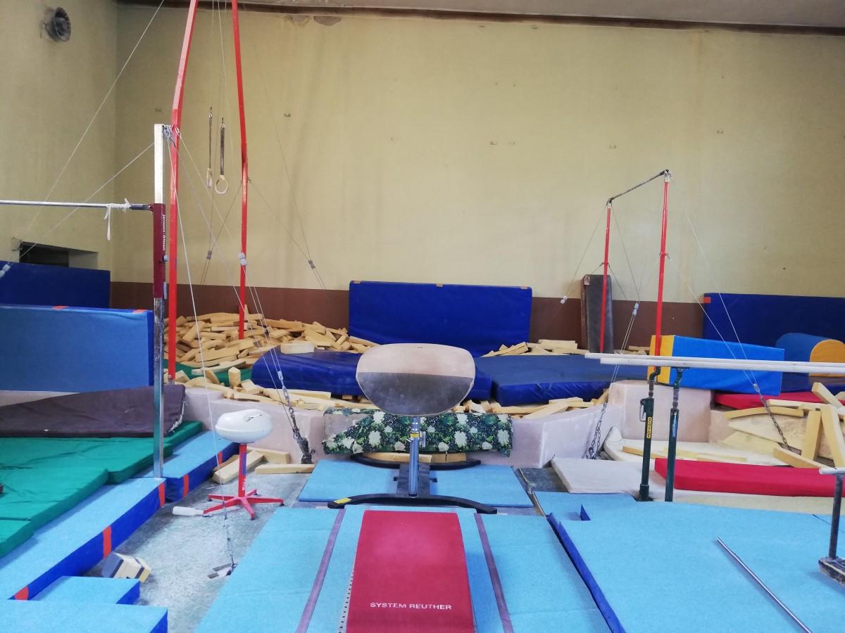 clubul sportiv scolar sala gimnastica baieti 2