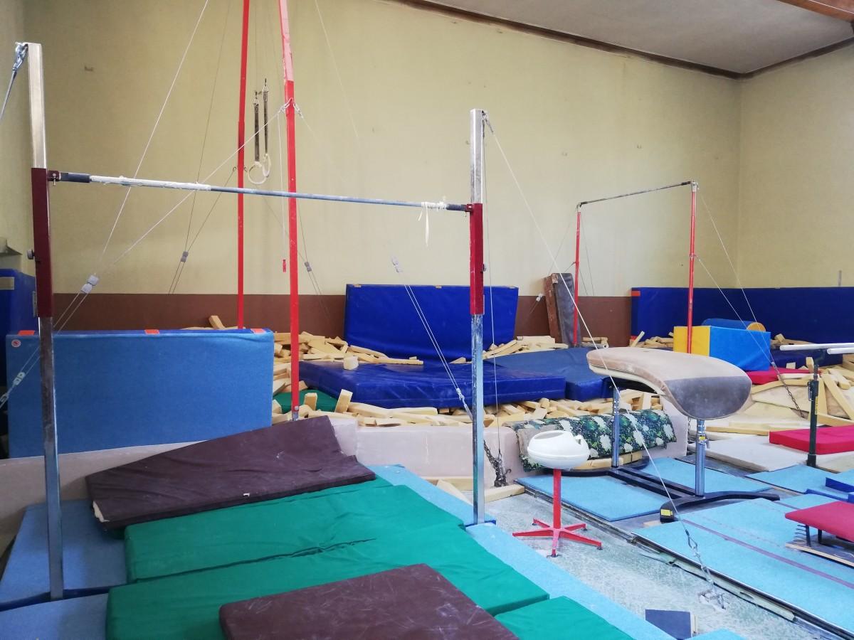 clubul sportiv scolar sala gimnastica baieti 4