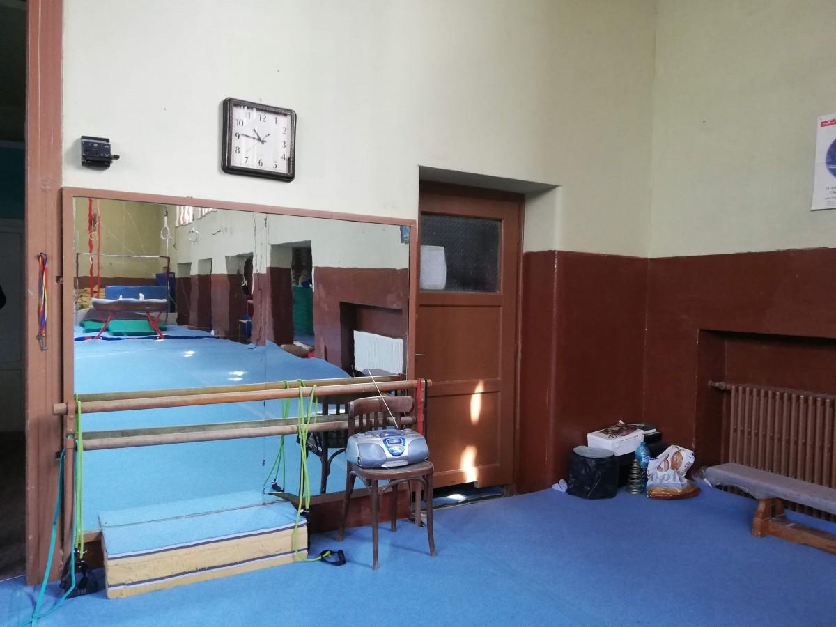 clubul sportiv scolar sala