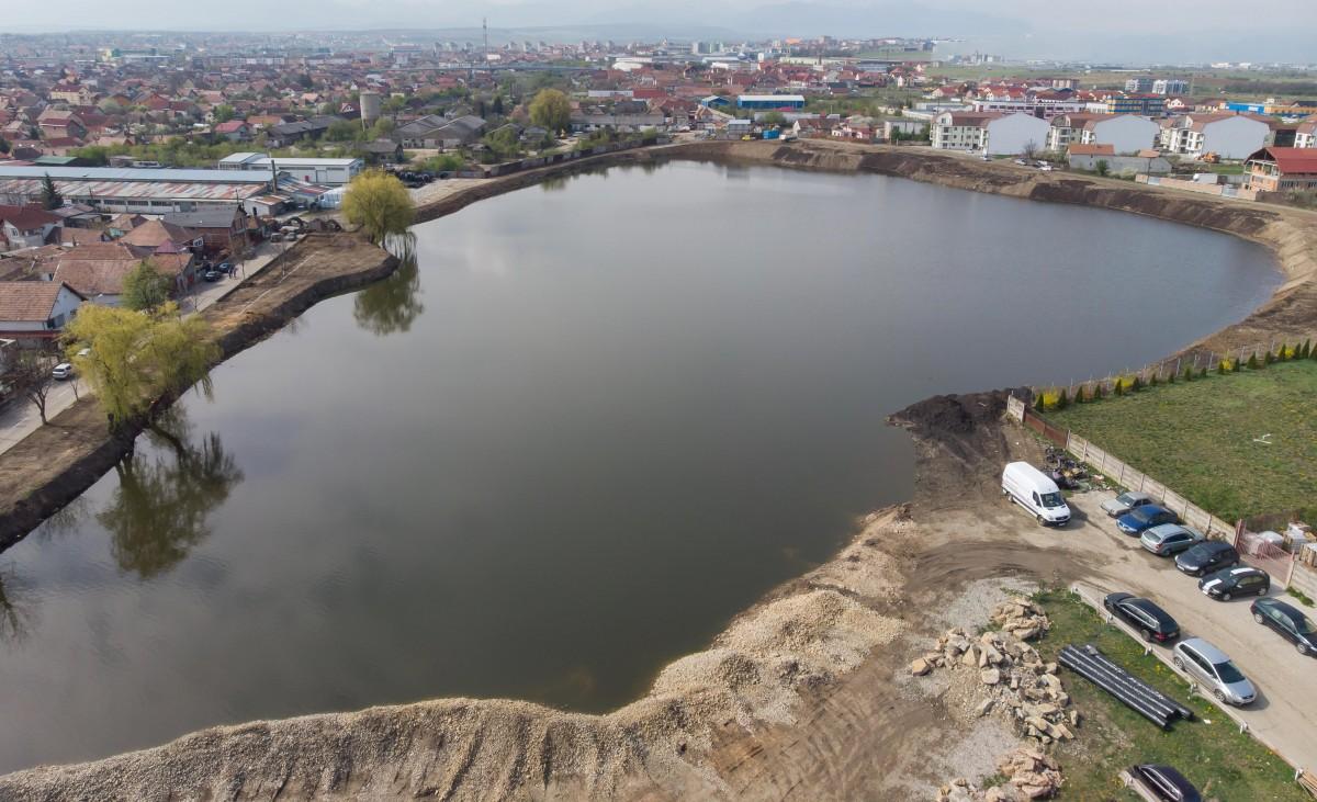Un Lac al lui Binder amenajat ca zonă de agrement și sport va fi inaugurat anul acesta