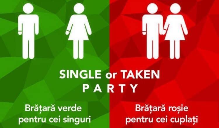 single or taken party