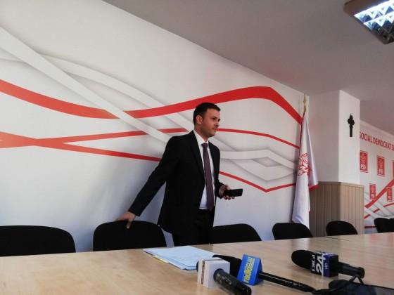vasile daniel suciu ministrul dezvoltarii regionale