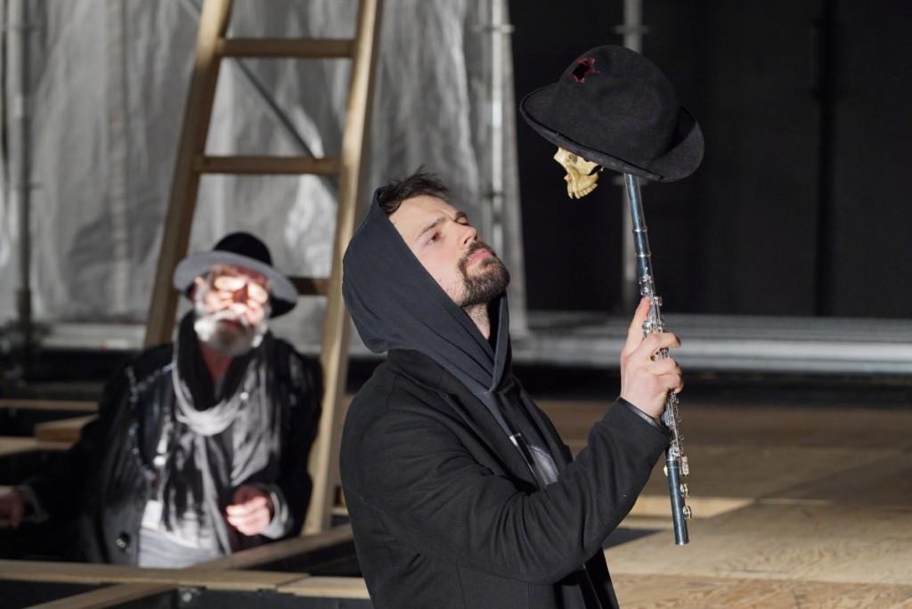 Hamletul lui Dodin_foto Viktor Vasiliev