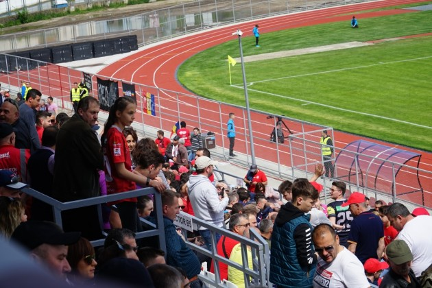 deschidere tribune fc hermannstadt