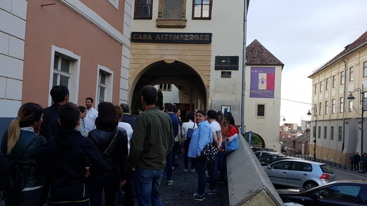muzeul de istorie 18 mai 2019