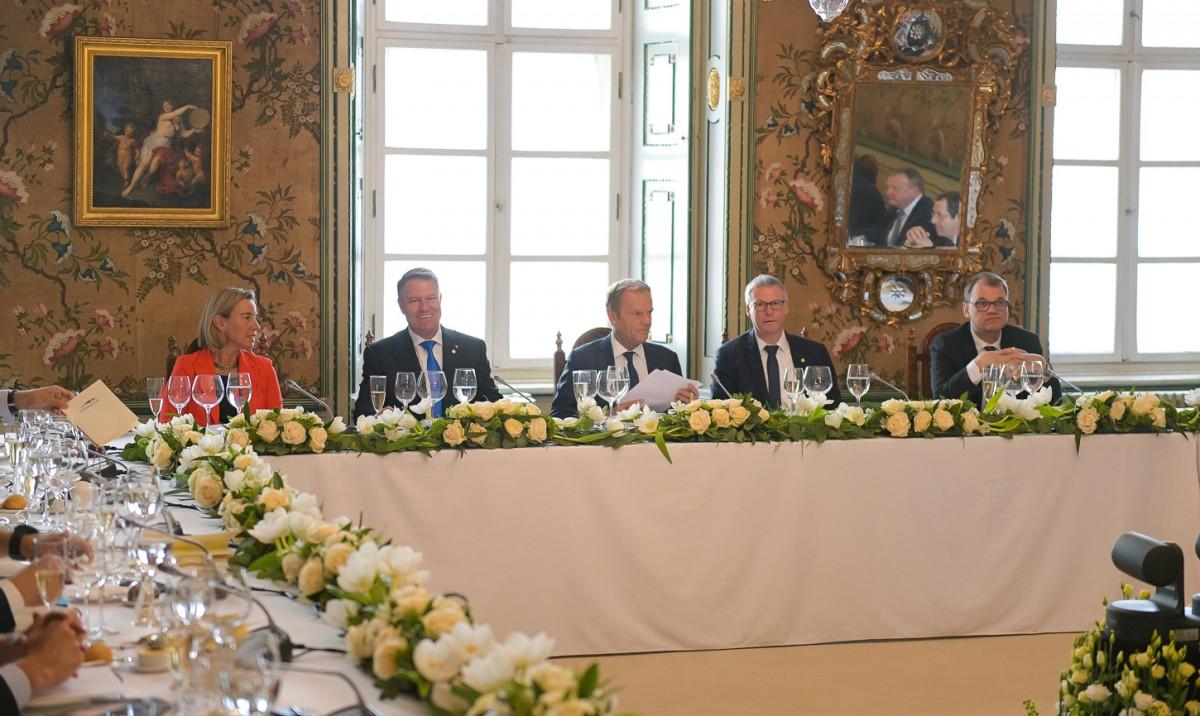 pranz 2 presidency.ro