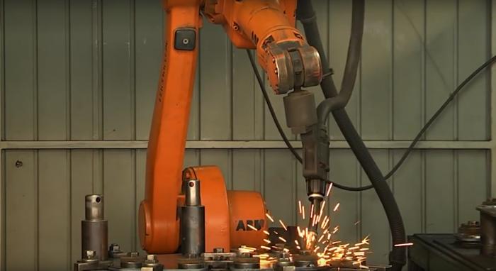 robot sudura