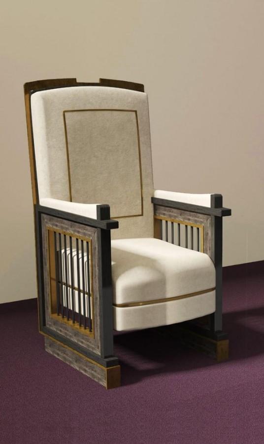 tronul papal