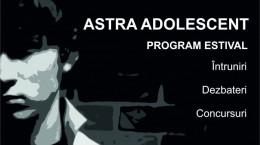 Afis Astra Adolescent portrait