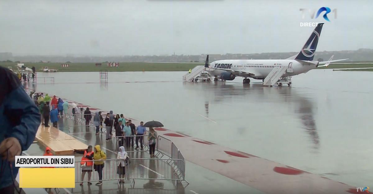 captura aeroport sibiu
