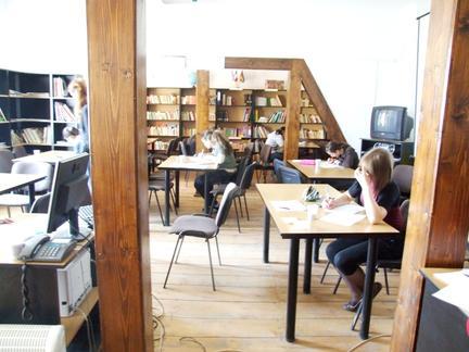 scoala gimnaziala din cristian