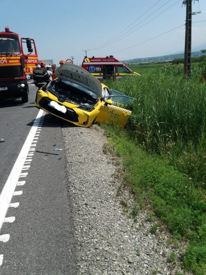 accident bradu taxi