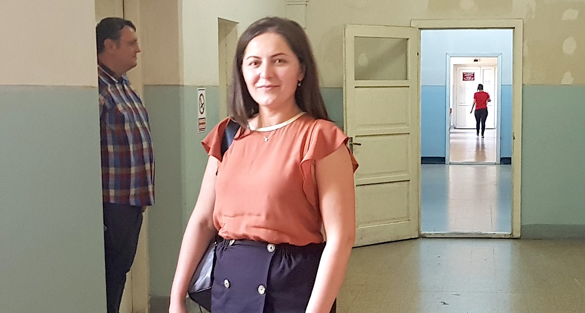 Florența – Violeta Jugănaru, avocata lui Astrid Fodor