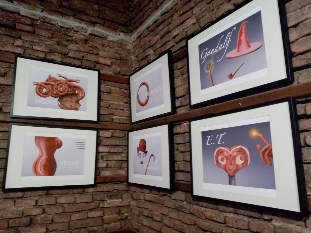 Expoziția Food Fashion