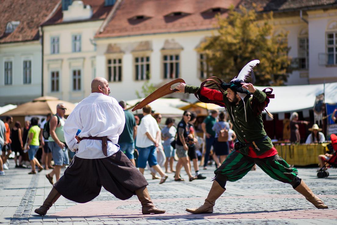 Festivalul Medieval - Blestemul Vrăjitoarei 4