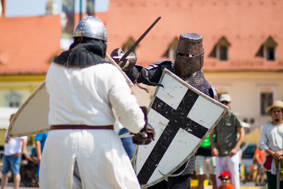Festivalul Medieval - Blestemul Vrăjitoarei 5