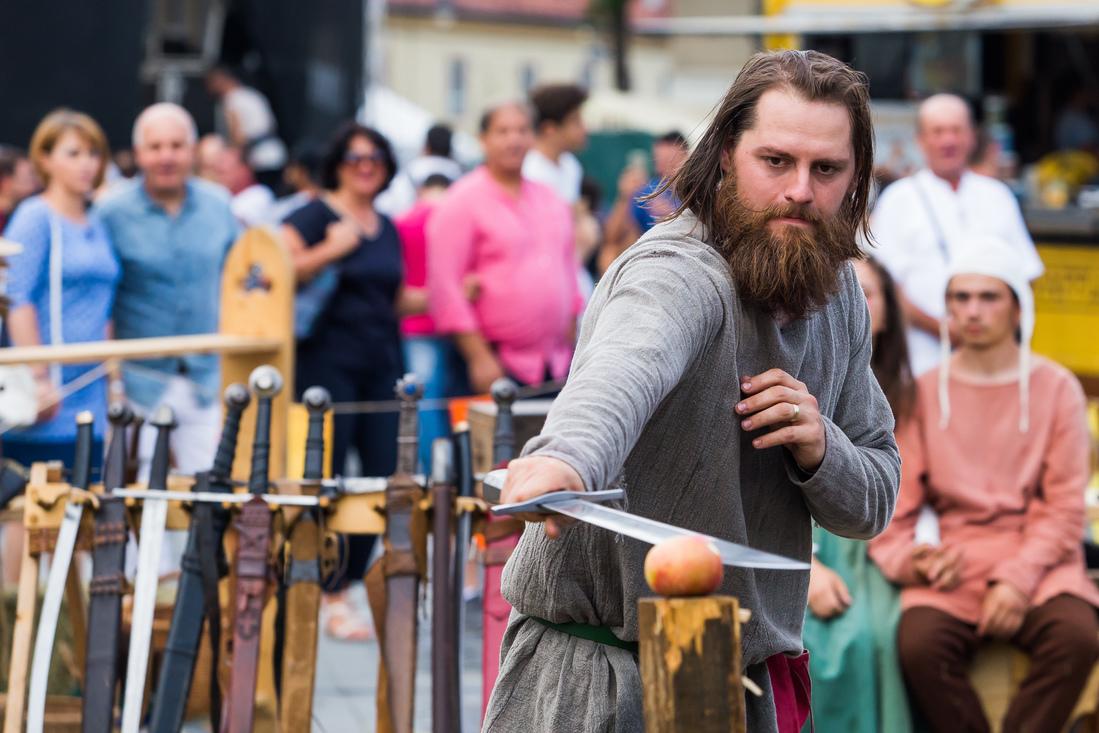 Festivalul Medieval - Blestemul Vrăjitoarei 6