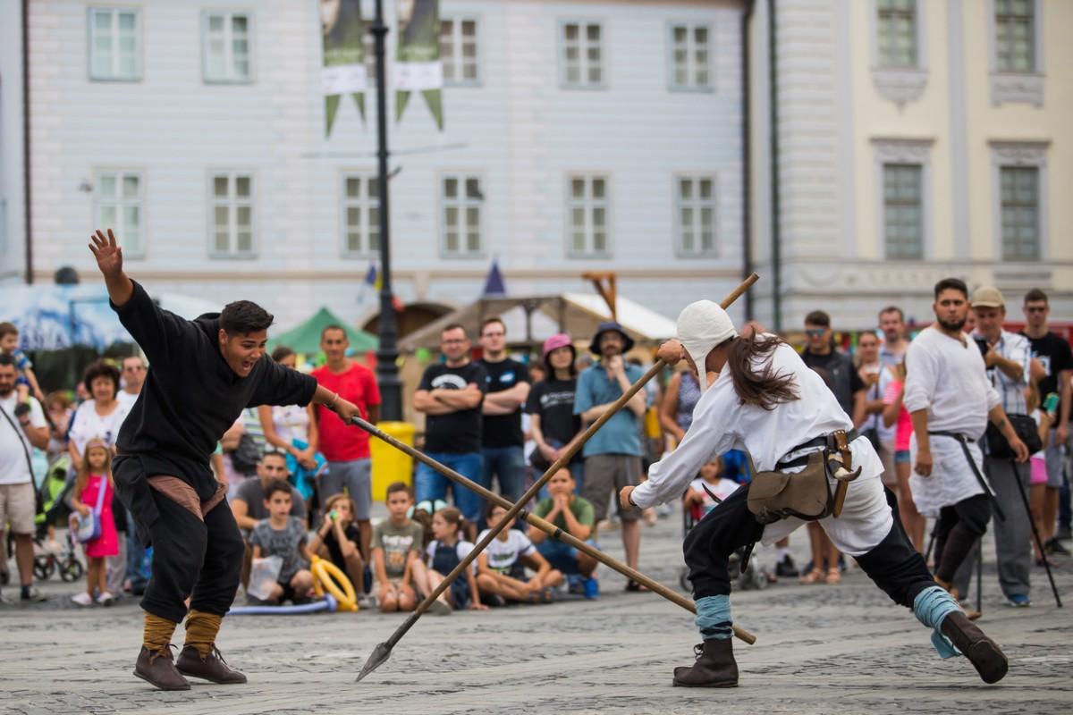 Festivalul Medieval - Blestemul Vrăjitoarei 8