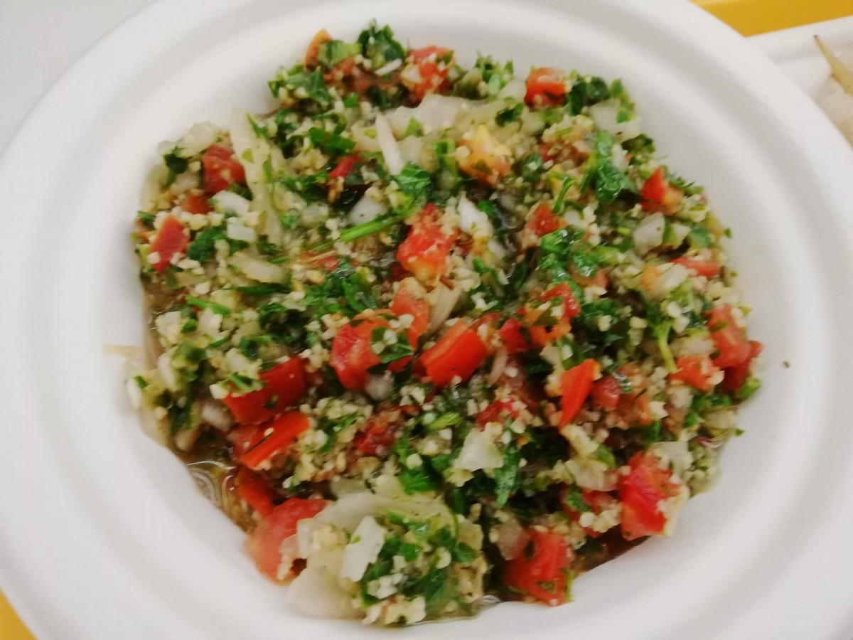 al hamra salata