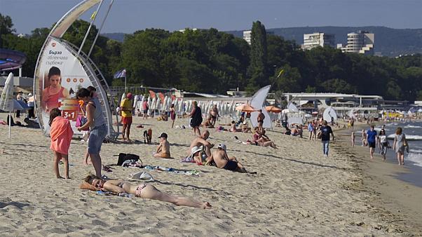 bulgaria plaja mare