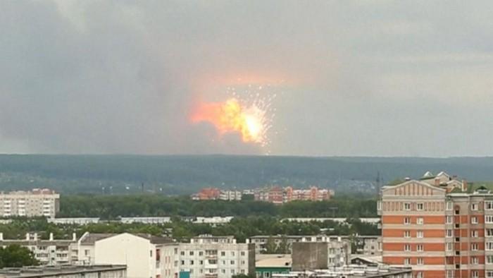 explozie rusia