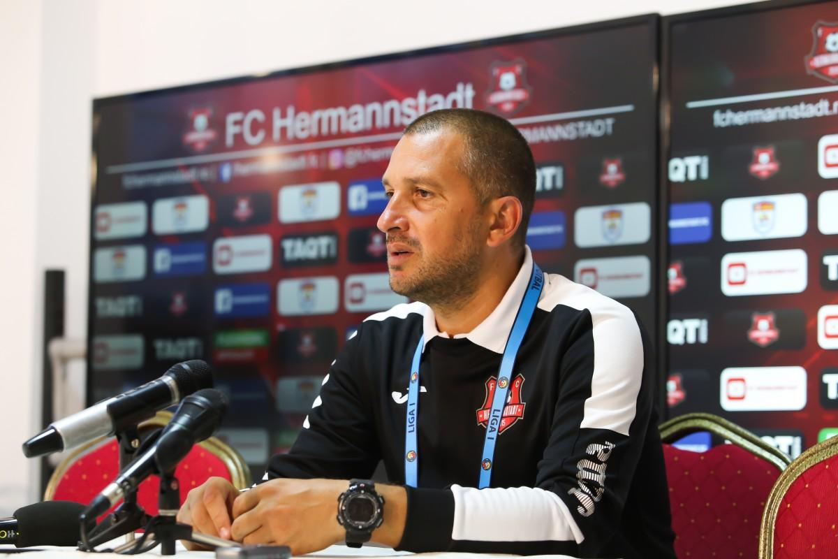 fotbal fc hermannstadt antrenor principal costel enache (8)