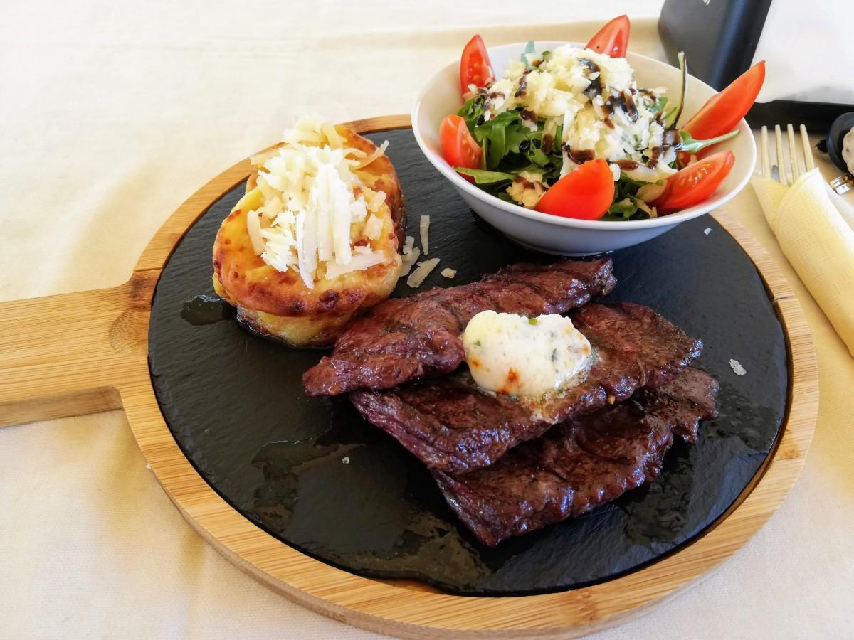 steak la Leon