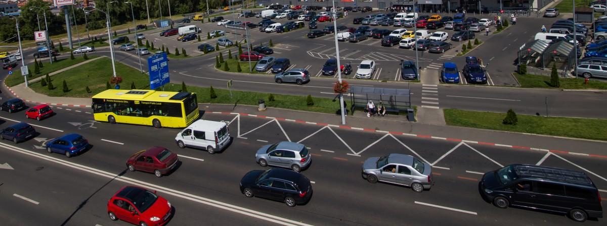 trafic masini soseaua alba iulia (1)