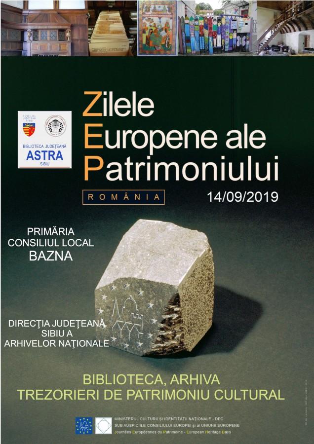Zilele Europ ale Patrimoniului