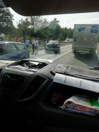 Sursa foto:Info trafic Sibiu